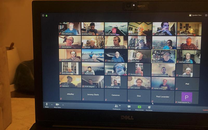 TSS Zoom Meeting